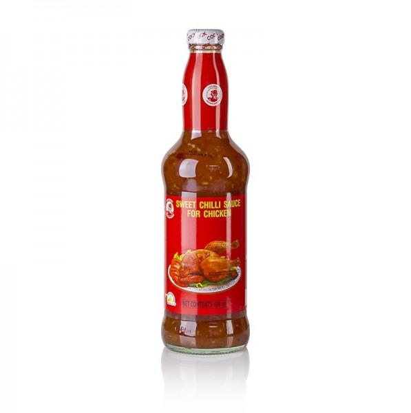 Cock Brand - Chili-Sauce für Geflügel Gold Label Cock Brand