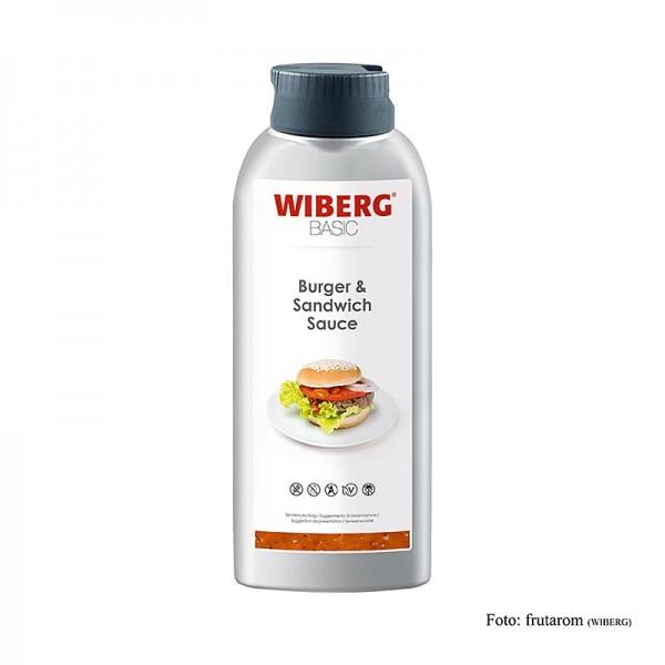 Wiberg - WIBERG Burger und Sandwich Sauce