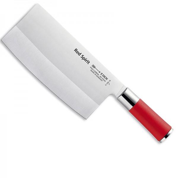 Dick-Messer - Dick-Messer Serie Red Spirit chinesisches Kochmesser Chopping 18cm