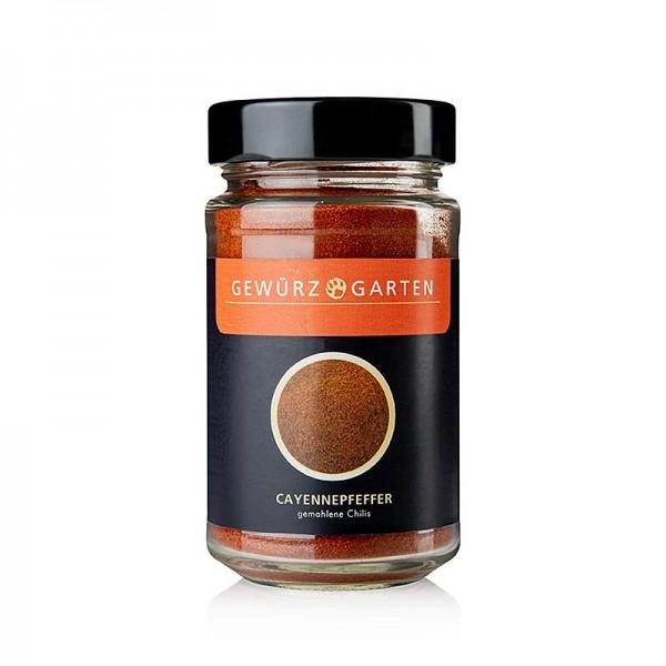 Gewürzgarten Selection - Gewürzgarten Cayenne Pfeffer gemahlene Chilis