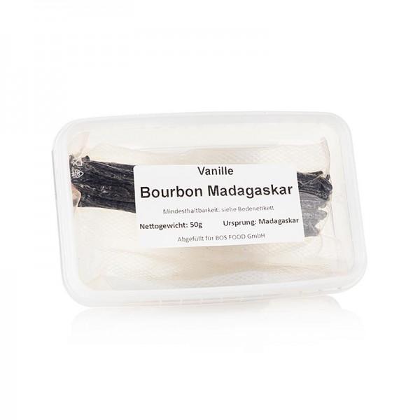 Gewürzgarten Selection - Bourbon-Vanille Schoten aus Madagaskar ca. 15 Stangen