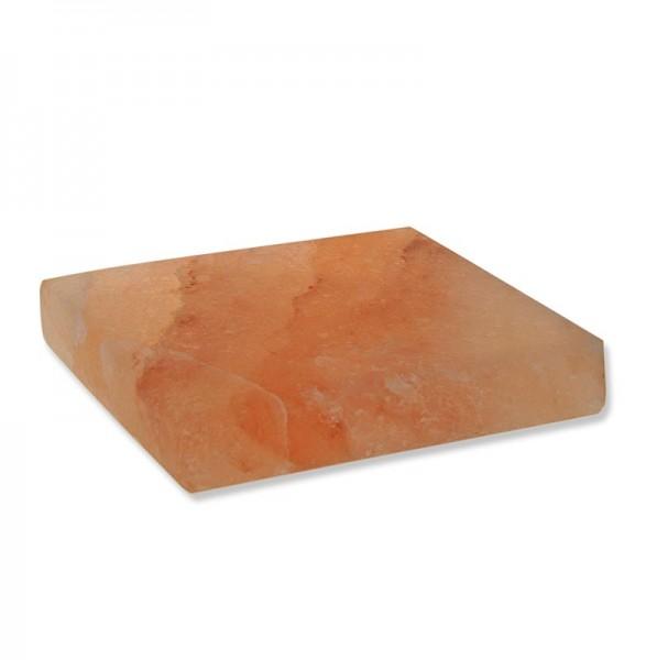 Deli-Vinos Kitchen Accessories - Pakistanisches Kristallsalz Servierstein ca. 20x20x2.5 cm