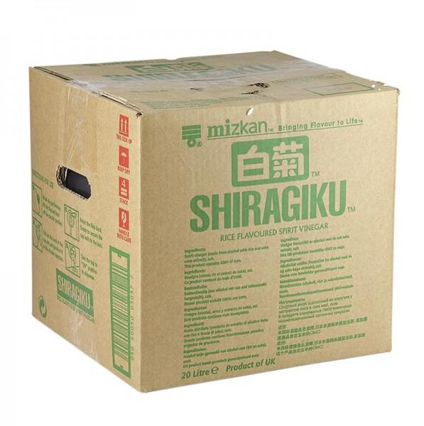 Mizkan - Sushi Reiswein-Essig Shiragiku mit Salz Mizkan (GVO)