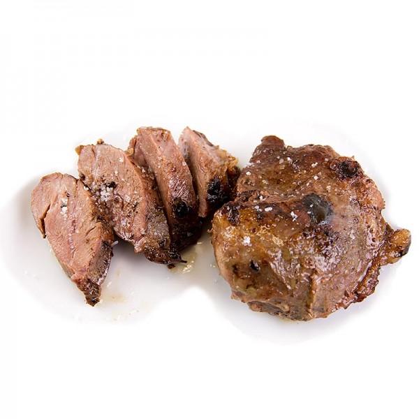 Lahoz - Sous Vide Schweine-Bäckchen vom Iberico Schwein im Beutel vorgegart Lahoz