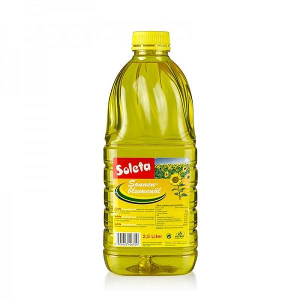 Soleta - Sonnenblumenöl