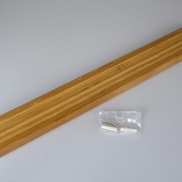 Chroma - Chroma E-01 Magnetleiste Bambus 49x6x2cm