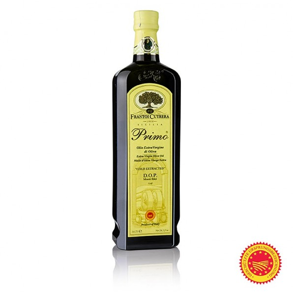 Natives Olivenöl Extra Frantoi Cutrera Primo DOP/g.U. 100% Tonda Iblea 750 ml