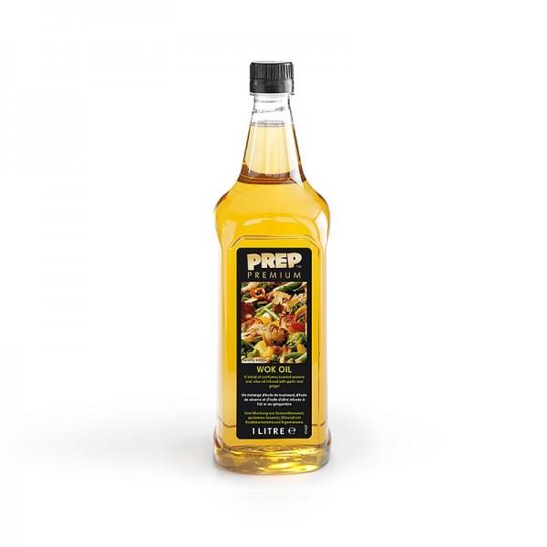 Deli-Vinos Oil & Vinegar - Woköl - Stir Fry mit Sonnenblumen- und Sesamöl gewürzt mit Knoblauch & Ingwer