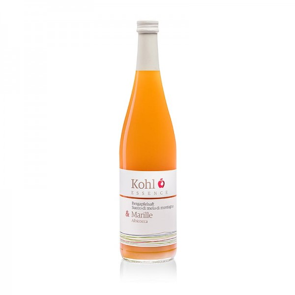 Kohl Gourmet - Gourmet PLUS Bergapfelsaft + Marille