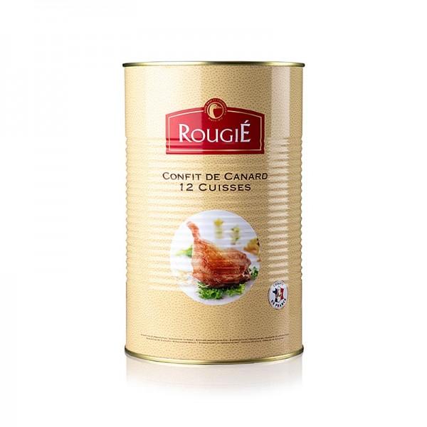 Rougie - Entenkeulen Confit 12 Keulen