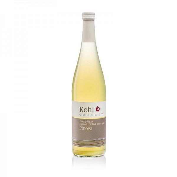 Kohl Gourmet - Gourmet Bergapfelsaft Pinova