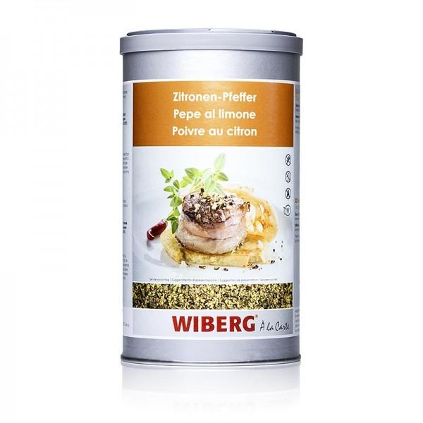 Wiberg - Zitronen-Pfeffer Würzmischung grob