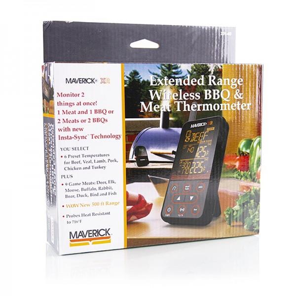 Maverick - Digital Thermometer Set Wireless BBQ & Meat XR-40 (Funk) Maverick