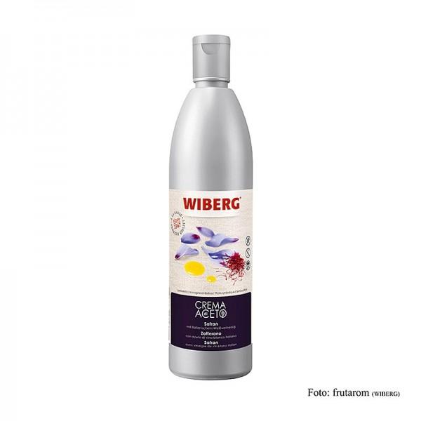Wiberg - WIBERG Crema di Aceto Safran Squeeze Flasche