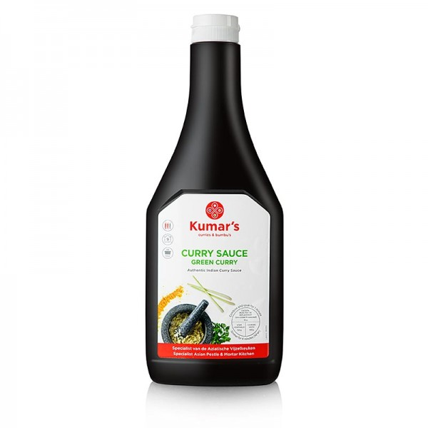 Kumar´s - Kumar Curry Sauce Green Curry (1025626)