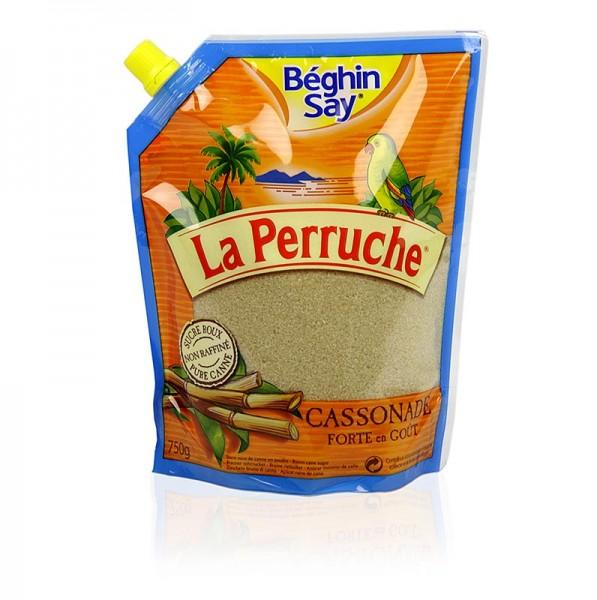 Deli-Vinos Patisserie - Rohr-Zucker braun lose  La Perruche