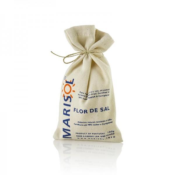 Marisol - Flor de Sal - Die Salzblume Marisol® CERTIPLANET-,Kosher-zert.,vegan