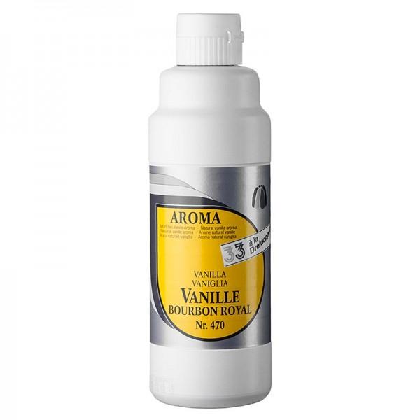 Dreidoppel - Vanille-Aroma Bourbon Royal flüssig mit Stippen Dreidoppel No.470