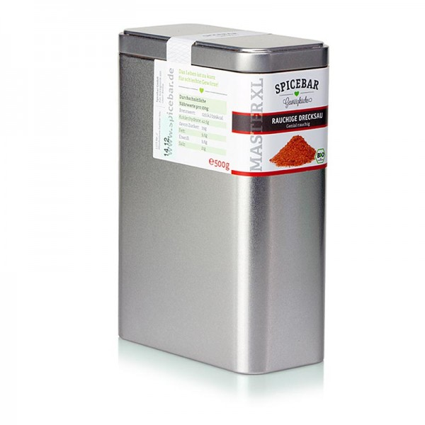 Spicebar - Spicebar - XL Rauchige Drecksau Würzmischung BIO