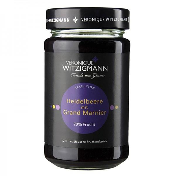 Veronique Witzigmann - Heidelbeere mit Grand Marnier - Fruchtaufstrich