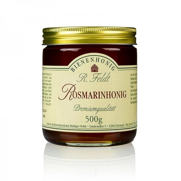 R. Feldt Bienenhonig - Rosmarin-Honig Spanien flüssig zartes blumiges Aroma