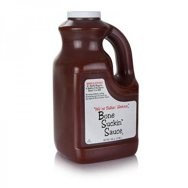 Bone Suckin' - Bone Suckin´ Sauce Regular BBQ Sauce Ford´s Food-Gallon