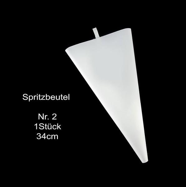 Deli-Vinos Kitchen Accessories - Spritzbeutel Nr.2 Standard 34cm Schneider