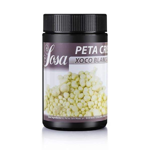Sosa - Peta Crispy (Knallbrause) mit weißer Schoko-Ummantelung