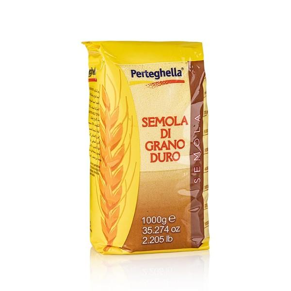Corona - Hartweizengrieß - Semola di Grano Duro für glatte Nudeln u. Gnocci