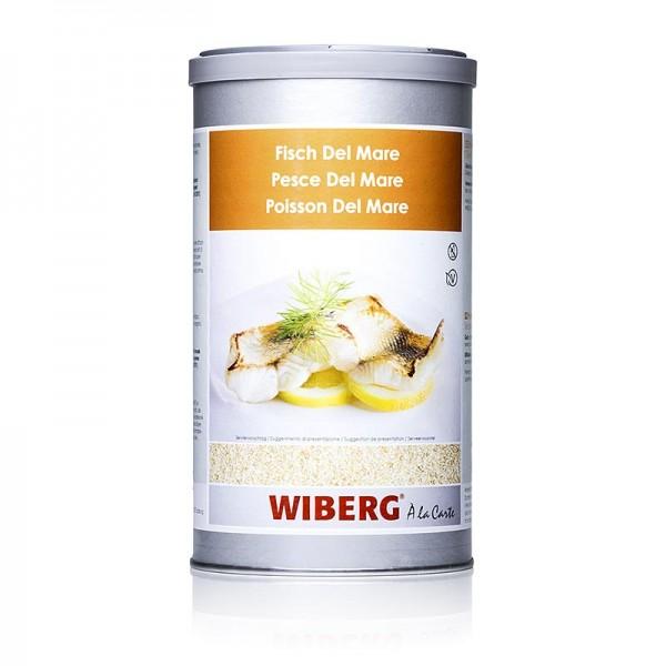 Wiberg - Fisch Del Mare Würzmischung mit Meersalz