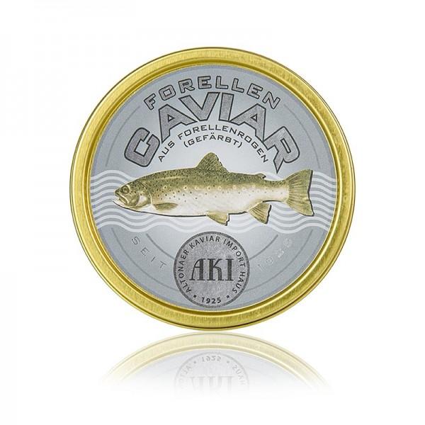 Kaviar - Forellen-Kaviar schwarz