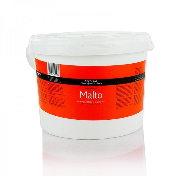 Texturas Albert y Ferran Adria - Malto (Maltodextrin aus Tapioka) Absorptions/Trägerstoff Texturas Ferran Adrià