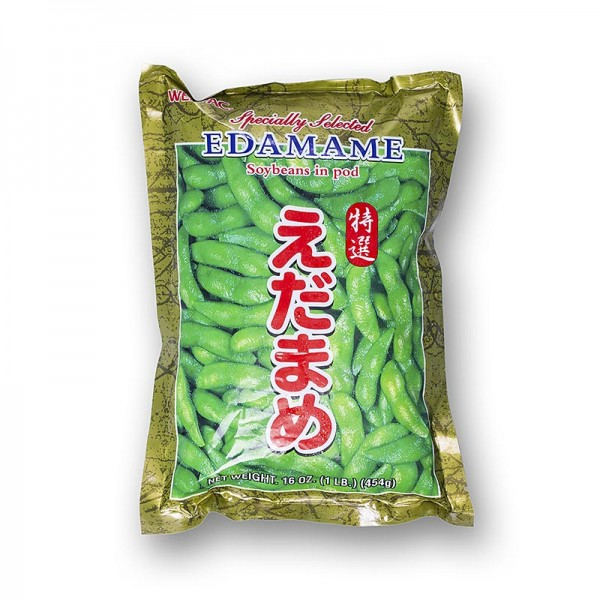 Deli-Vinos Asia - Edamame - Sojabohnen Japan TK
