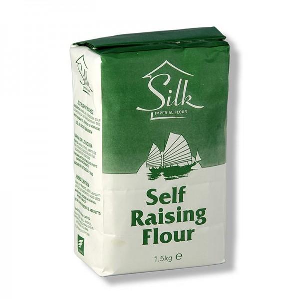 Silk - Weizenmehl selbsttreibend