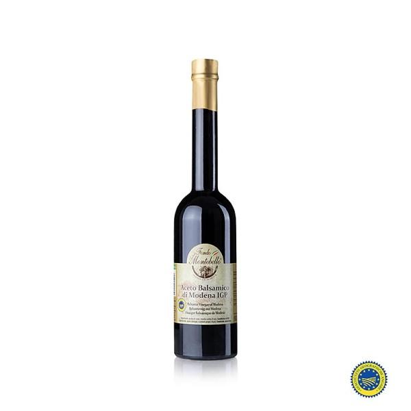 Fondo Montebello - Aceto Balsamico di Modena g.g.A. ASR50 weniger süß