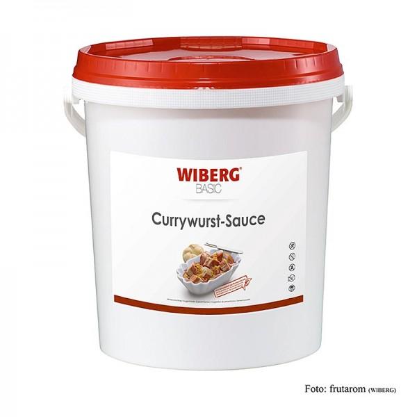 Wiberg - Currywurst Sauce ohne Konservierungsstoffe