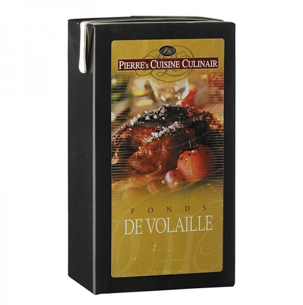 Pierre´s Cuisine Culinair - Pierre´s Cuisine Culinair Geflügelfond - De Volaille
