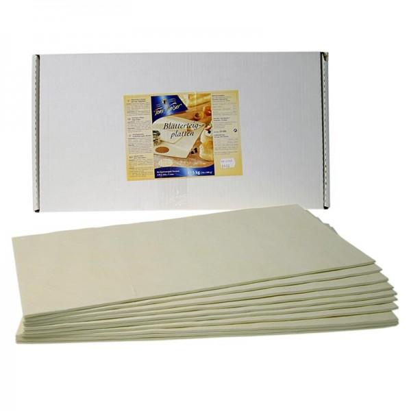 Toni Kaiser - Blätterteig Platten à 47x26x0.4cm Toni Kaiser TK