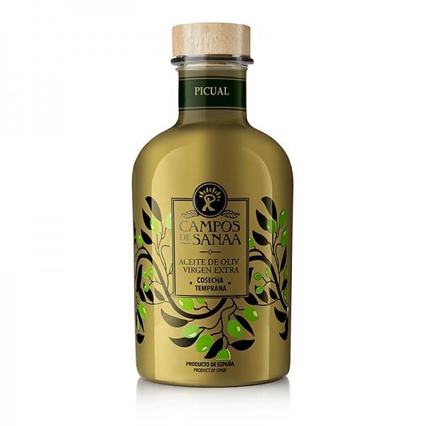 Campos de Sanaa - Natives Olivenöl Extra Campos de Sanaa Cosecha Temoprana Picual