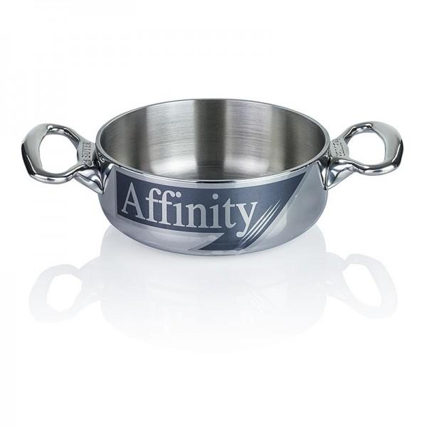 deBuyer Affinity - deBUYER Affinity Bratentopf Edelstahl ø 10cm 4.5cm hoch