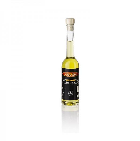 Cibo Bos - CIBO BOS Olivenöl mit schwarzer Trüffel-Aroma (Trüffelöl)