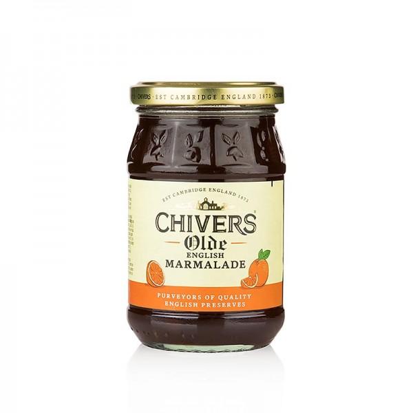 Chivers - Orangen Marmelade - mit grob geschnittener Orangenschale dunkel & herb Chivers