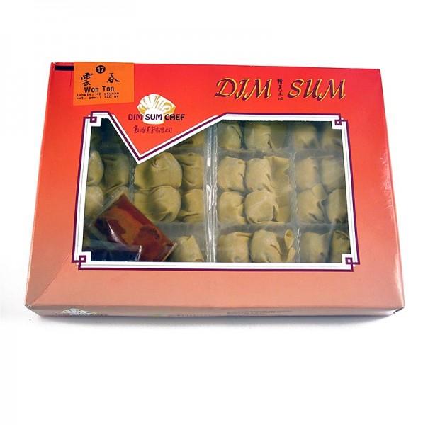 Deli-Vinos Asia - Wan Tan - Gyoza Teigtaschen mit Schweinefleisch/ Shrimps/ Gemüse TK