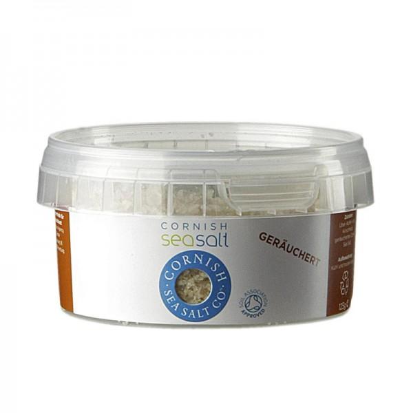 Cornish Sea Salt - Cornish Sea Salt geräucherte Meersalzflocken aus Cornwall/England