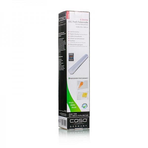 Caso - Folienrolle 40x1000xm für FastVac