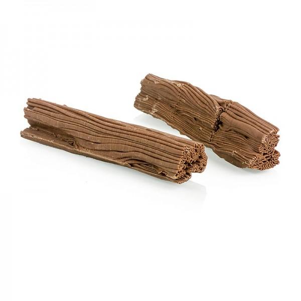 Ulmer Borkenschokolade - Ulmer Borkenschokolade Vollmilch 30% ca. 7.5cm