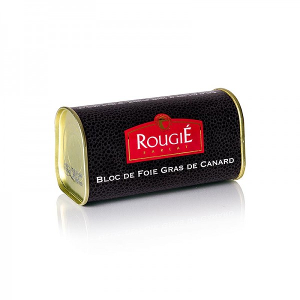 Rougie - Entenleberblock mit Armagnac 98% Foie Gras Rougié