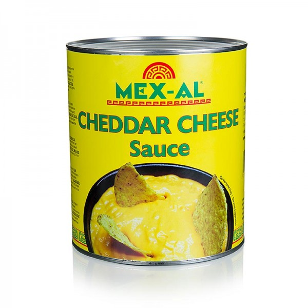Frugalmex - Cheddar Cheese Sauce aus Mexiko