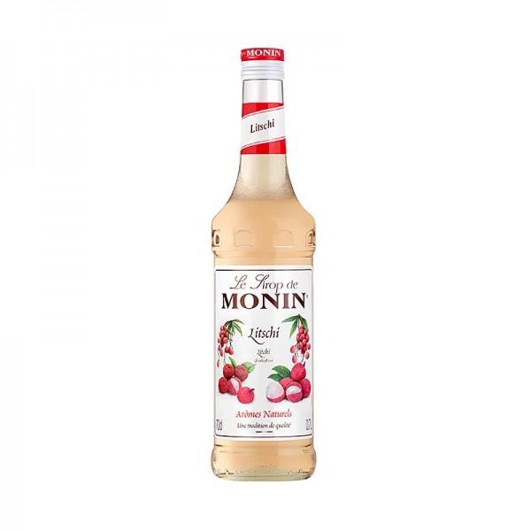 Monin Sirup - Litschi-Sirup