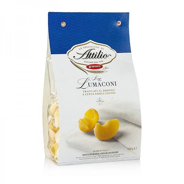 Granoro - Granoro Lumaconi zum Füllen No.97